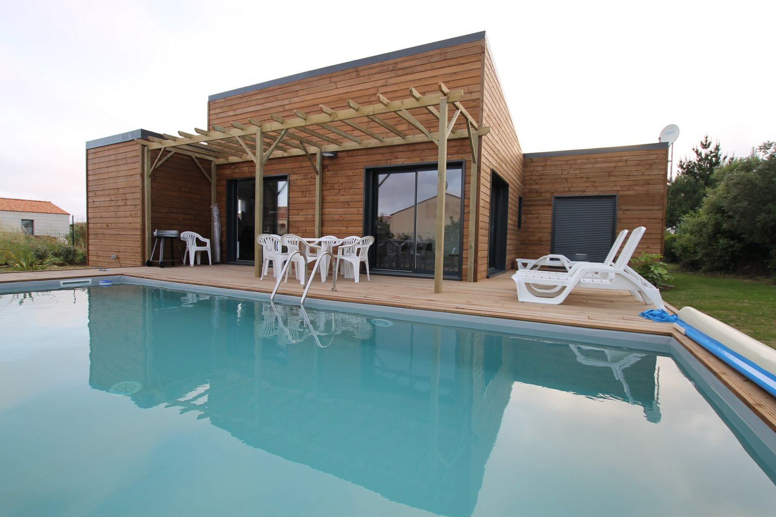 Tarifs maison en bois 28 images prix tarif d une - Maison neuve en bois ...