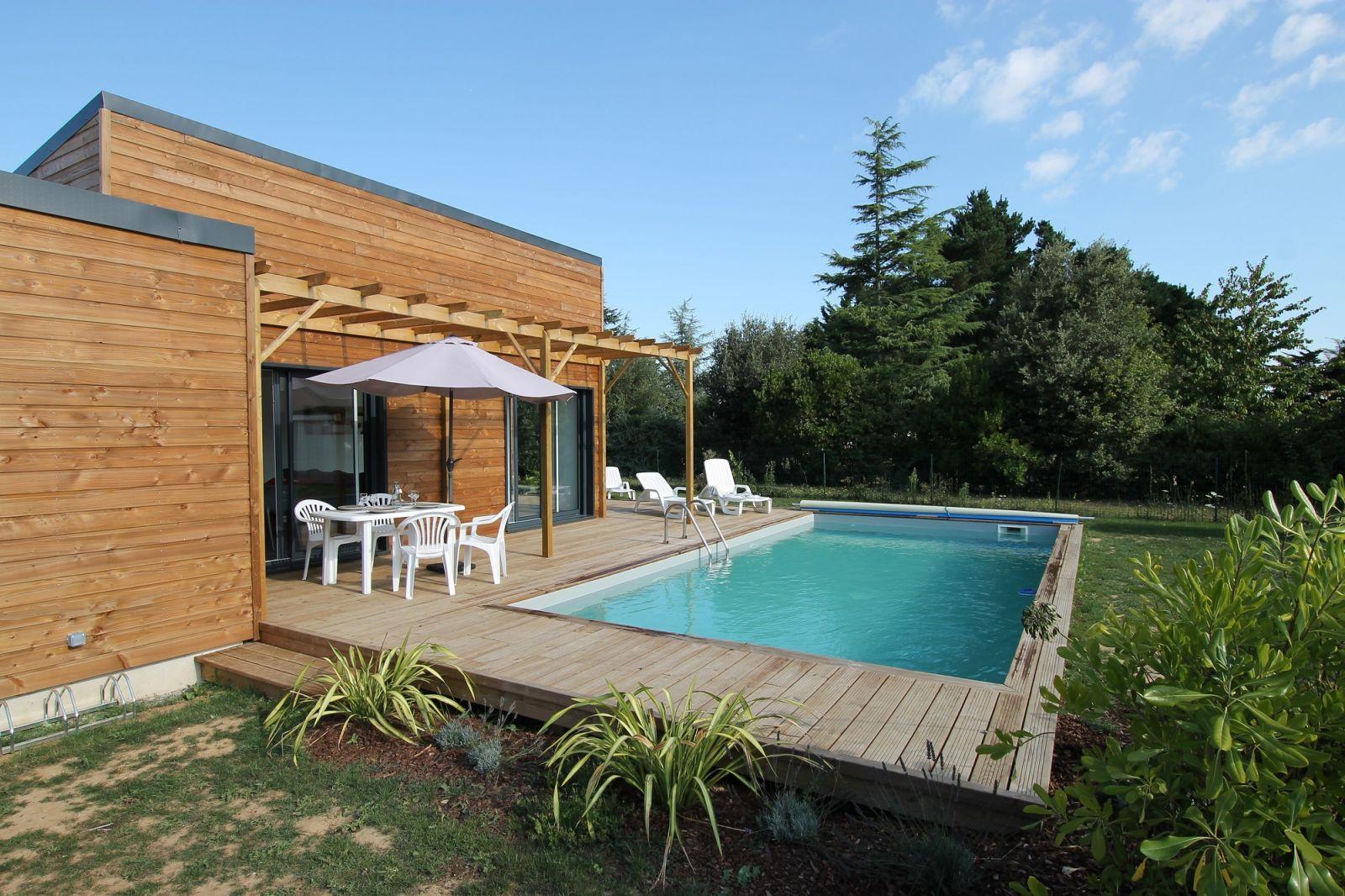 Maison Bois Moderne - Maison Moderne Bois u2013 Maison Moderne